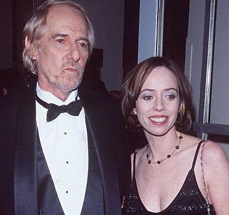 John and Mackenzie in the 1990s