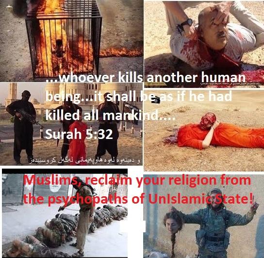 Muslims reclaim your religion
