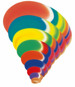 Spiral 'balloon' copyright © 1992 NVC Inc